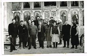 Вячеслав Гилёв - второй справа